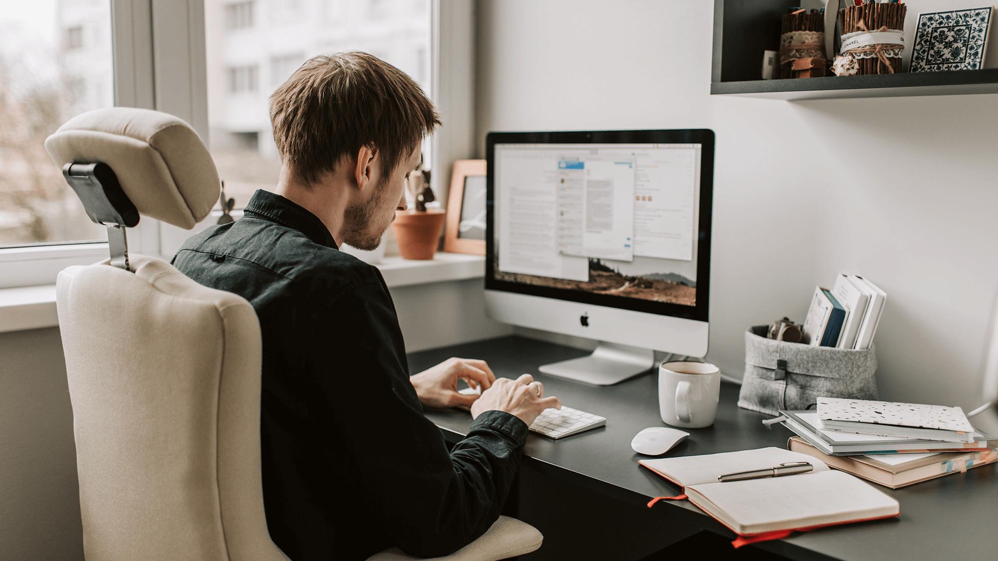 Cibersegurança no Home Office