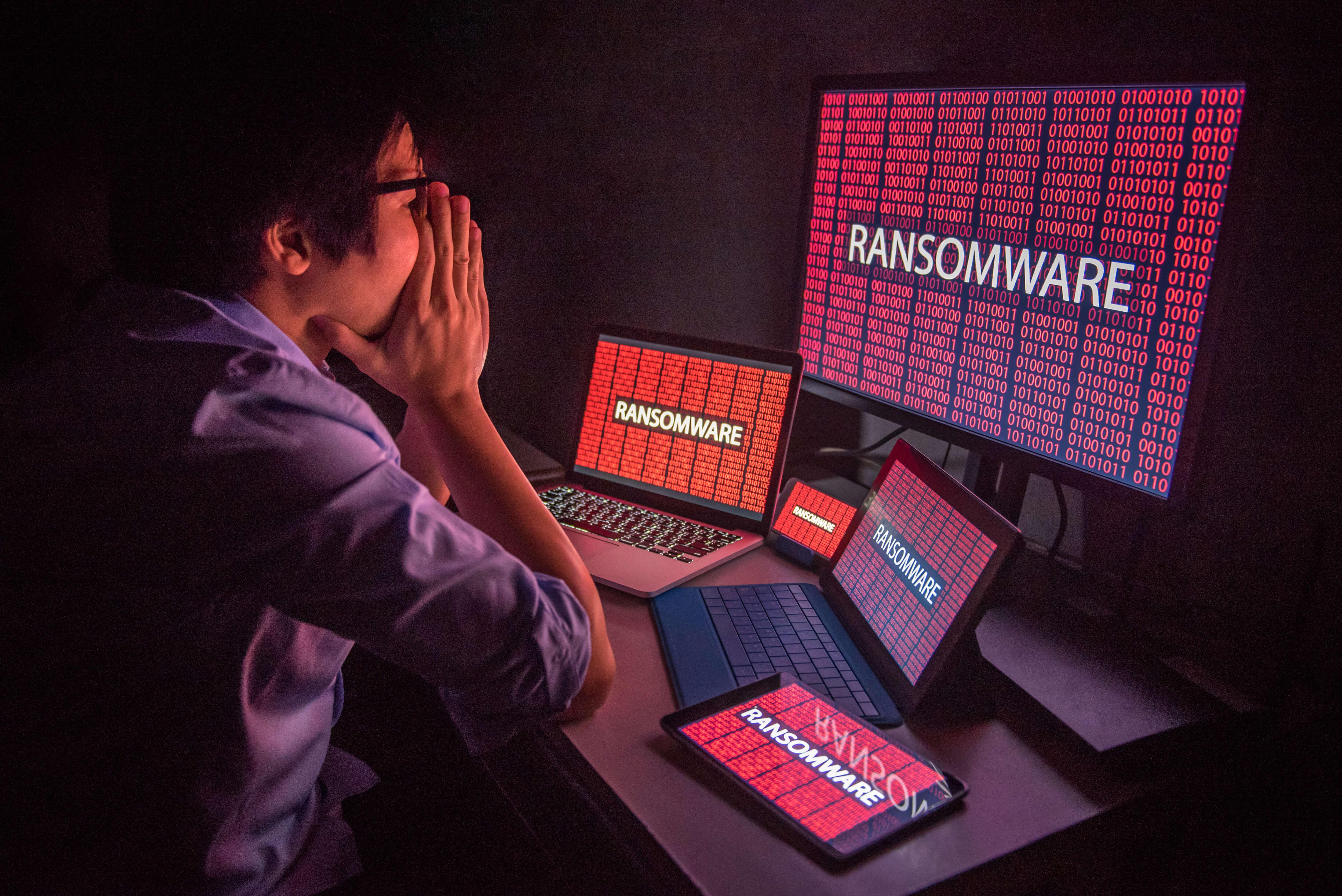 Ransomware moderno: